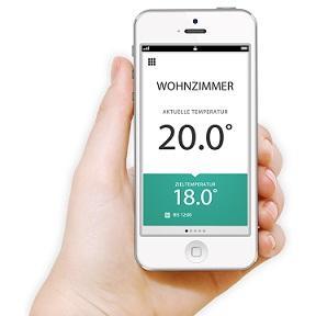 Honeywell evohome Gateway Heizkörperthermostat WLAN App