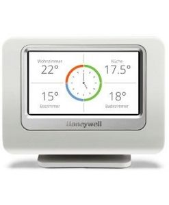 honeywell evohome starter paket thr993rt heizk rperthermostat wlan. Black Bedroom Furniture Sets. Home Design Ideas
